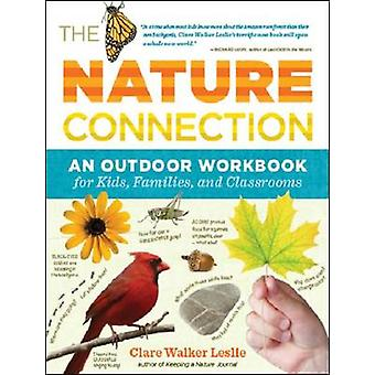 The Nature Connection - An Outdoor Workbook by Clare Walker Leslie - 9