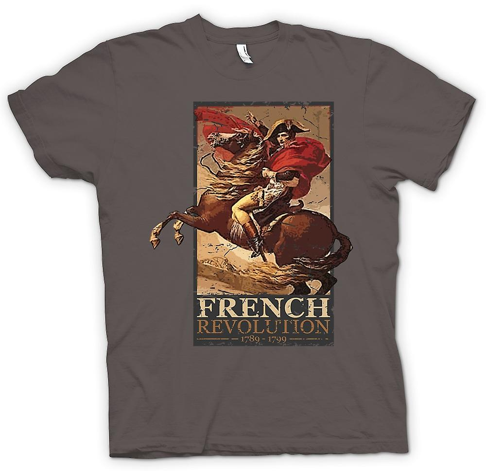 Womens T-shirt - French Revolution - Napoleon Inspired