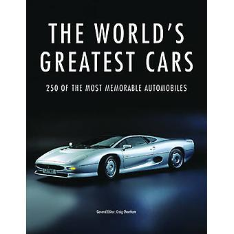 The World's Greatest Cars by Craig Cheetham - 9781782744702 Book