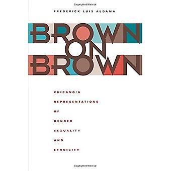 Brun på brun