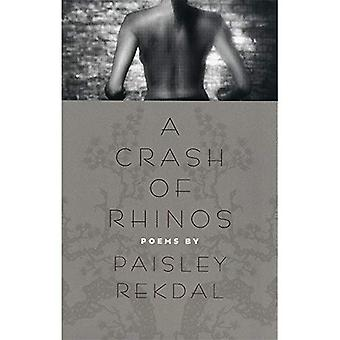 A Crash of Rhinos (Contemporary Poetry (Univ of Georgia Paperback))