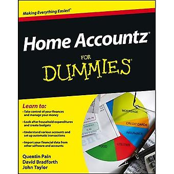 Accountz em casa para Dummies (For Dummies (informática))