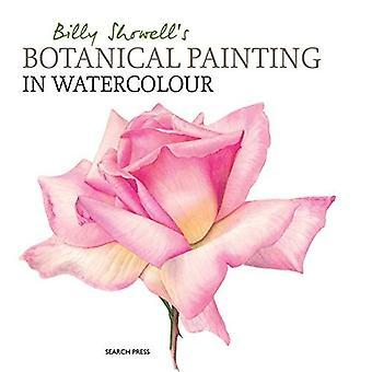 Billy Showell de botanische schilderen met waterverf