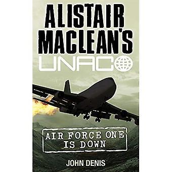 De Alistair MacLean UNACO - Air Force One está abajo