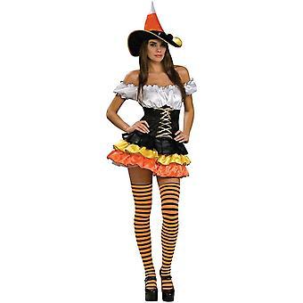 Sweet Candy Corn Adult Costume