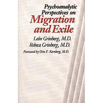 Perspectivas psicanalíticas sobre migração e exílio por Grinberg & Lesn