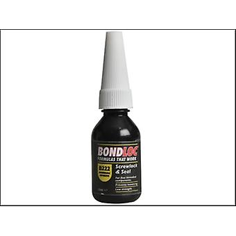 Scellement de filetage Bondloc B222 agent de blocage faible force 10ml