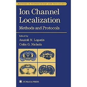 Jonkanal lokalisering av Lopatin & Anatoli