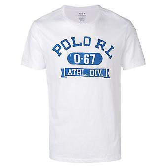Ralph Lauren White Cotton T-shirt