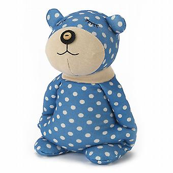 Warmies Socky Doll Fully Microwavable Toy: Boodle Bear
