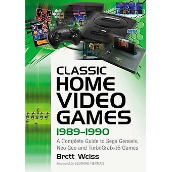 Classic Home Video Games - 1989-1990 - A Complete Guide to Sega Genesi