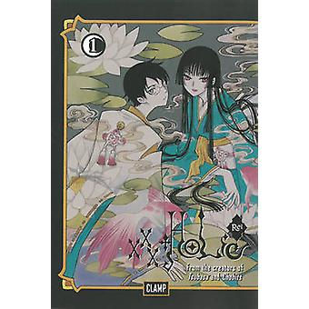 Xxxholic Rei 1 by CLAMP - 9781612629391 Book