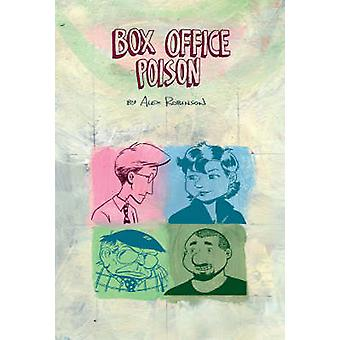 Box Office Poison by Alex Robinson - 9781891830198 Book