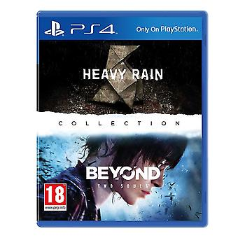 Heavy Rain & Beyond Two Souls Collection - Playstation 4