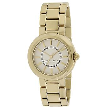 Marc Jacobs Courtney Gold-Tone Stainless-Steel Ladies Watch MJ3465