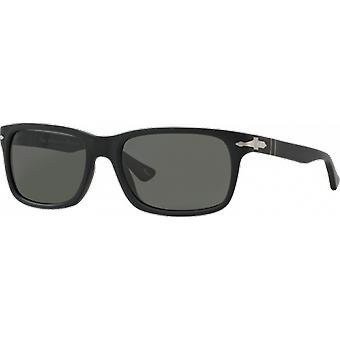 Polarized Grey Black Solar Persol