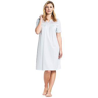 Feraud 3191104 Robe de nuit en coton de haute classe pour femme