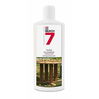 Beach7 | Teak cleaner 1 liter  | onderhoudsproducten
