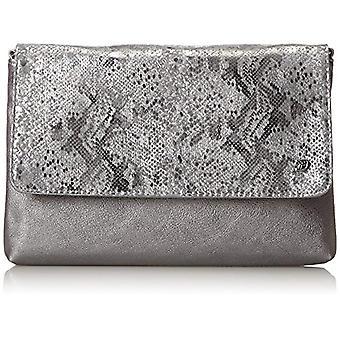 Tom Tailor Denim Mila Vip Women Women Silver shoulder bags (Silber) 3x19x29 cm (B x H x T)