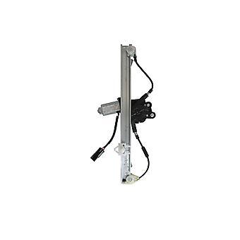 Främre högra elektriska fönster regulator (med motor) för FIAT LINEA 2007-2014