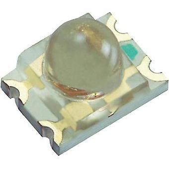 SMD LED (multi-colour) Non-standard Blue, Orange 300 mcd, 400 mcd 20 ° 20 mA 3.3 V, 2.1 V Kingbright