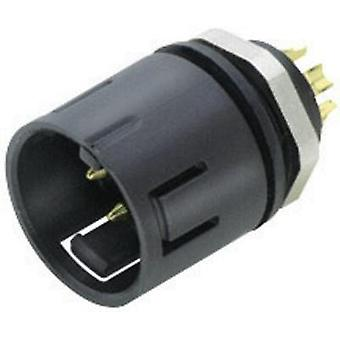 Binder 99-9115-00-05 99-9115-00-05 Series 720 Miniature Circular Connector Nominal current: 5 A Number of pins: 5