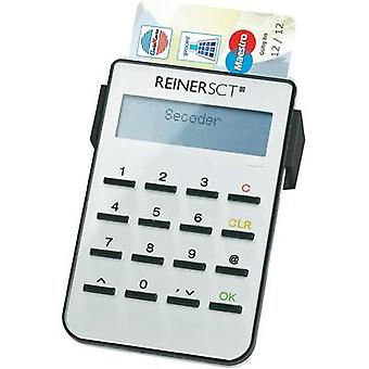 HBCI chip card reader ReinerSCT cyberJack Secoder