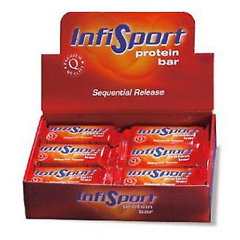 Infisport Protein Bar  1 Unidad (Dietetics And Nutrition , Sports Diet , Sticks)