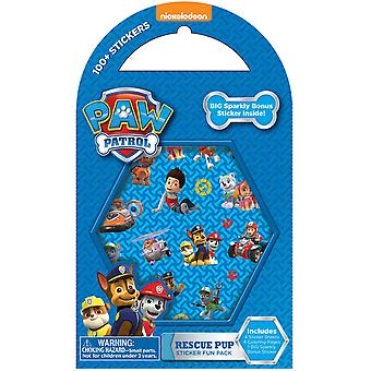 Nickelodeon Sticker Fun Pack-Rescue Pup 8530-1
