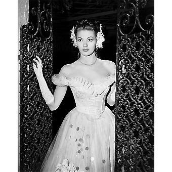 Song Of Scheherazade Yvonne De Carlo 1947 Photo Print
