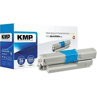 KMP Toner cartridge replaced OKI 50177939 Compatible Black 2200 pages O-T36