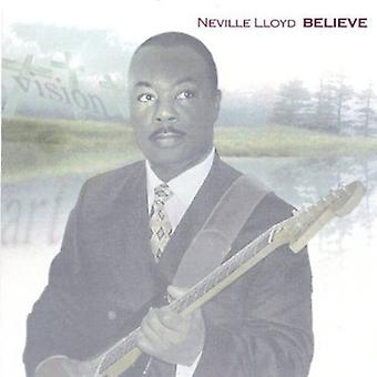 Neville Lloyd - Believe-Gospel USA import