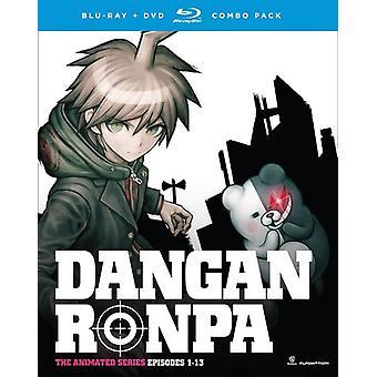 Danganronpa: Komplette Serie [Blu-Ray] USA import
