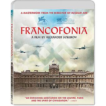 Francofonia [Blu-ray] USA import