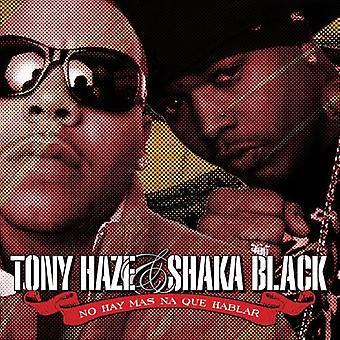 Haze/negro - No importar de Estados Unidos Hay Mas Na Que Hablar [CD]