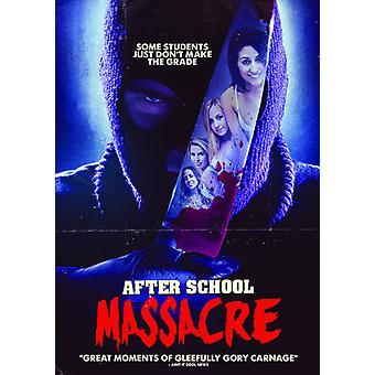 Efter skolemassakren [DVD] USA Importer