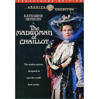 Madwoman of Chaillot (Remastered) [DVD] USA import
