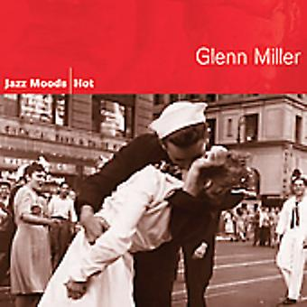 Glenn Miller - Hot-Jazz Moods [CD] USA import