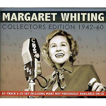 Margaret Whiting - Collectors' Edition 1942-60 [CD] USA import