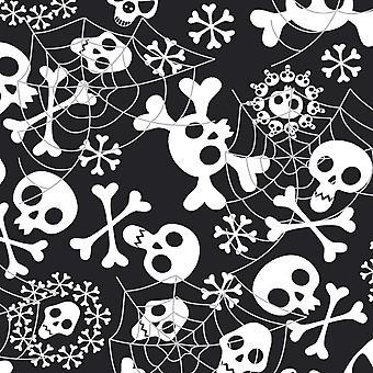 Serwetki Halloween party horror czaszka 20 kawałek Halloween party