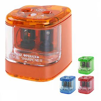 Jakar Double Hole Battery Operated Pencil Sharpener