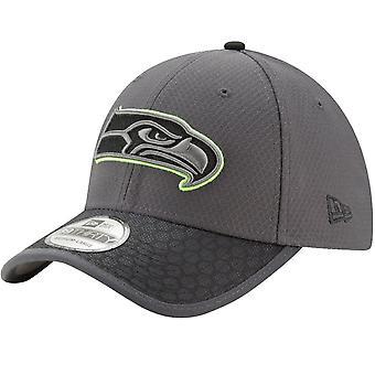 Ny æra 39Thirty Cap - NFL 2017 SIDELINIEN Seattle Seahawks