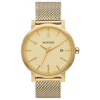 Nixon The Rollo 38 SS Watch - Gold