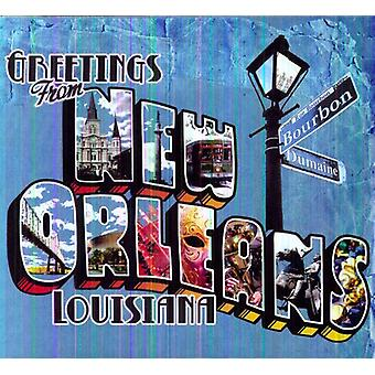 Hilsner fra New Orleans - hilsner fra New Orleans [CD] USA import