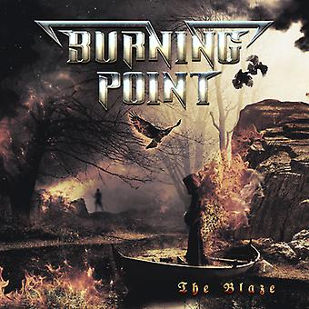 Burning Point - Blaze [CD] USA import