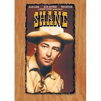 Shane [DVD] USA importieren
