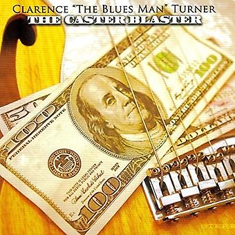 Clarence the Blues Man Turner - Caster Blaster [CD] USA import