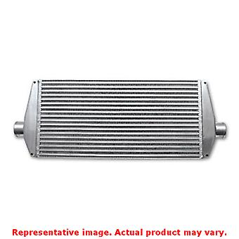 Vibrant Universal Intercooler with End Tanks 12800 18in W x 6.5in H x 3.25in th