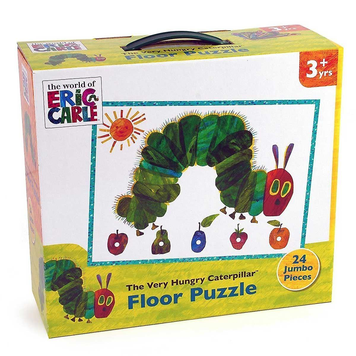 The Very Hungry Caterpillar Jumbo Floor Puzzle 24 Pieces