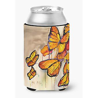 Carolines Treasures  JMK1220CC Butterflies Can or Bottle Hugger